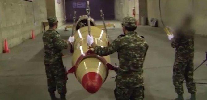 İran, Basra Körfezi'nde yeraltı füze üssü kurdu