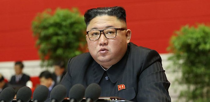 Kuzey Kore lideri Kim Jong'den ABD'ye nükleer tehdidi