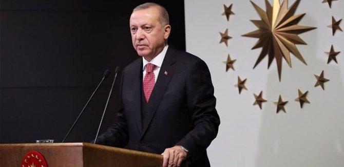 Erdoğan: Biz bu filmi 18 senedir yüzlerce kez seyrettik