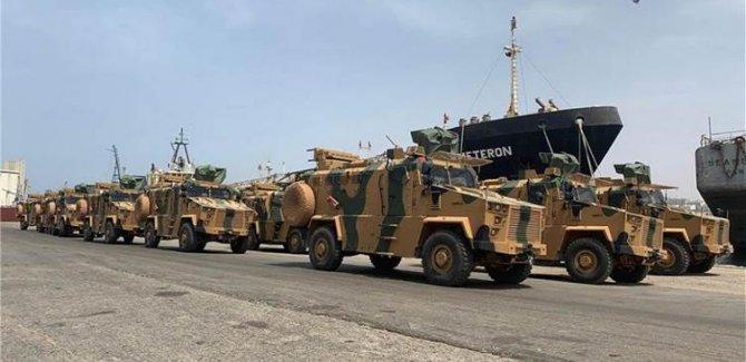 Libya: Türkiye'nin desteğiyle büyük bir operasyona hazırlanıyoruz