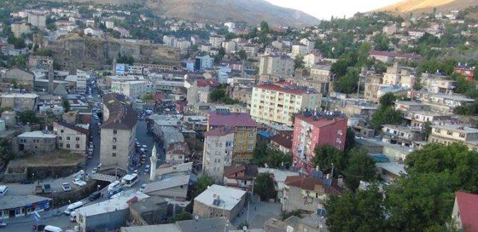 Bitlis'te 10 köy ve mezralarında sokağa çıkma yasağı
