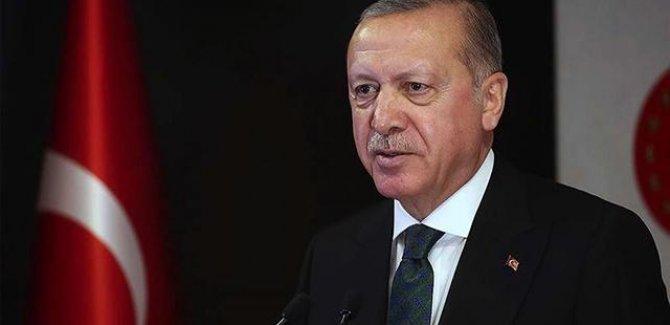 Erdoğan bugünkü mesaisini Telegram'dan paylaştı