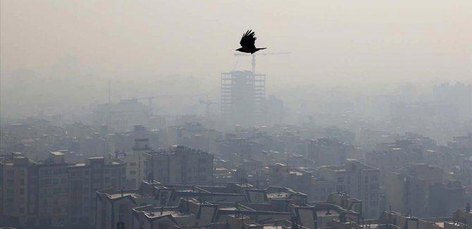 İran'da hava kirliliği yılda 40 binden fazla can alıyor