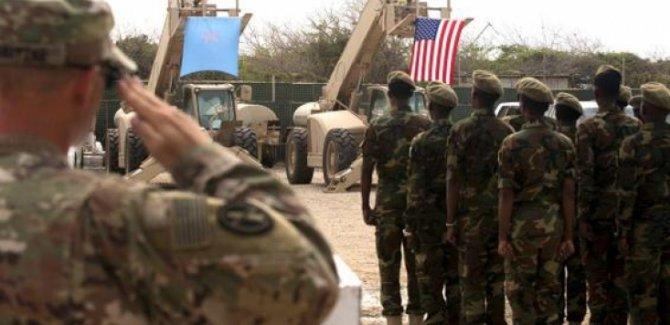 ABD Somali'deki Askerlerini Çektiğini Duyurdu