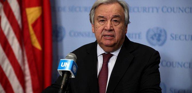 BM : Kıbrıs konusunda ilgili tarafları en yakın tarihte toplantıya davet edeceğim