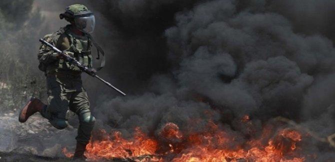 Terör Rejimi İsrail Tatbikatlarla da Zulmediyor