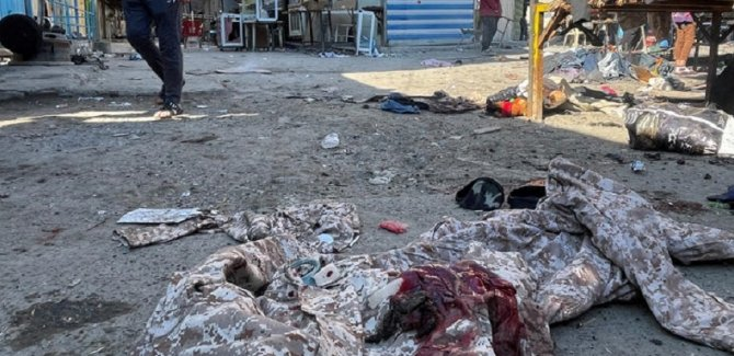 Bağdat'ta iki ayrı vahşet saldırısı