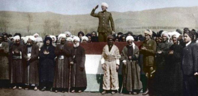 Mahabad Kürdistan Cumhuriyeti'nin kuruluşunun üzerinden 75 yıl geçti