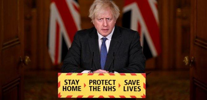 İngiltere Başbakanı Johnson: Mutasyonlu Covid-19 daha ölümcül olabilir