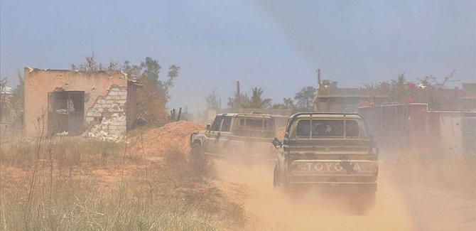 Libya'da paralı yabancı askerlere tanınan süre doldu