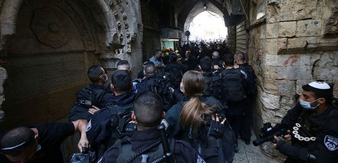 Filistin: Müslümanların duyguları provoke ediliyor