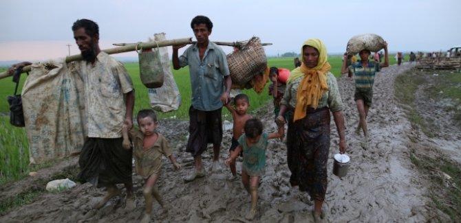Bangladeş ve Endonezya'dan Arakanlı Müslümanlar konusunda uluslararası destek çağrısı