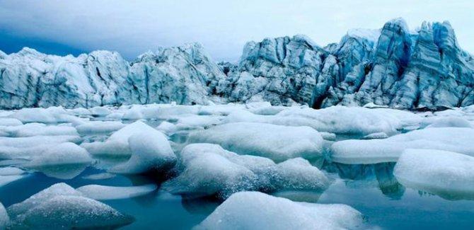Dünya rekor düzeyde buzul kaybediyor
