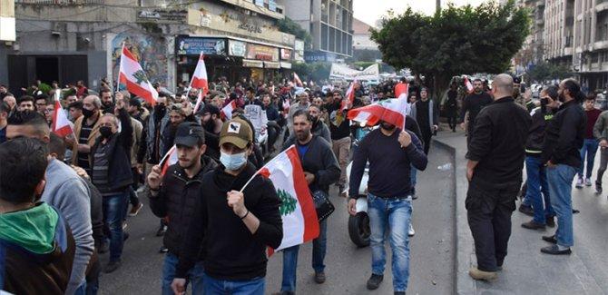 Lübnan'da gerginlik: 226 yaralı