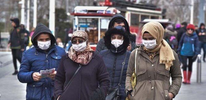 Pandeminin üçüncü dalgasına doğru gidiyoruz
