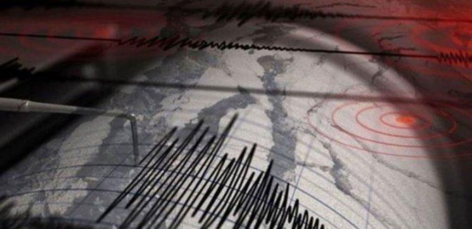 İzmir'de 5.1 büyüklüğünde bir deprem!