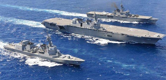 Çin vurma yetkisi verdi, Japonya alarma geçti