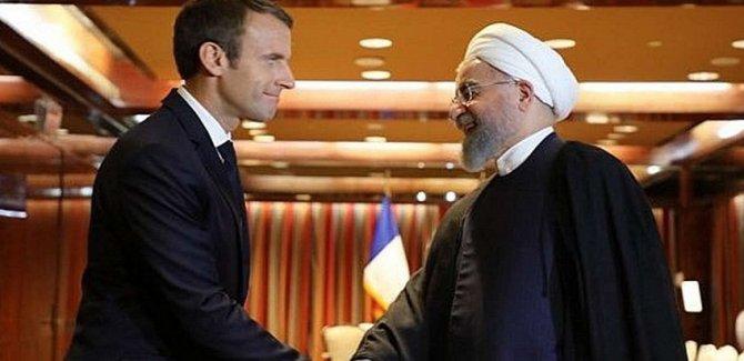 Macron'un Suudi Arabistan teklifine İran'dan ret