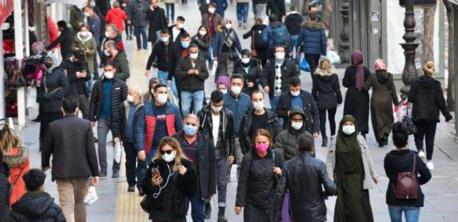Türkiye'de mutasyonlu virüs artmaya devam ediyor