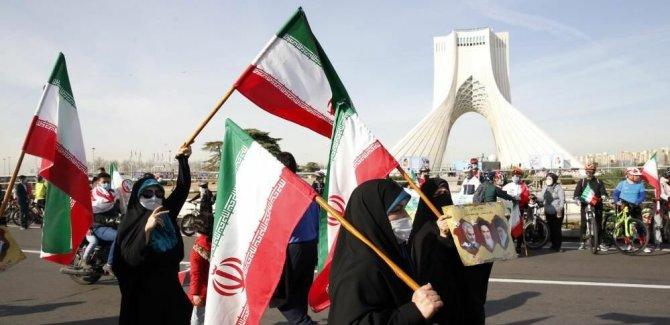 İran'da İslam Devrimi'nin 42. yıl dönümü kutlanıyor
