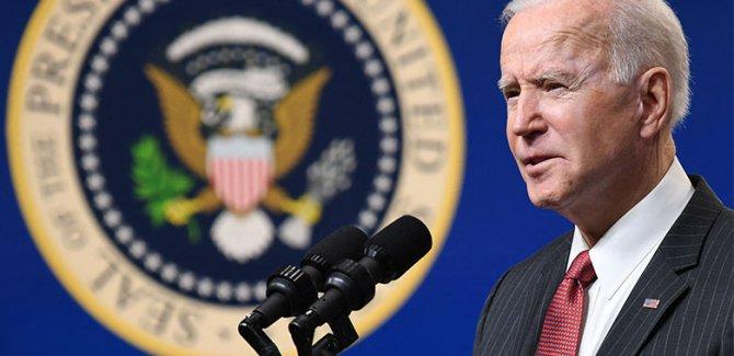 """Biden, """"İsrail'e sarsılmaz desteğimiz devam edecektir"""""""