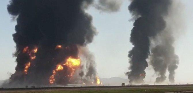 Afganistan-İran sınırında patlama: 60 yaralı