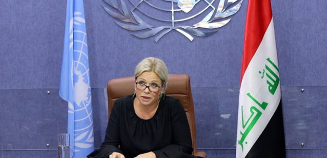 BM'den Erbil açıklaması