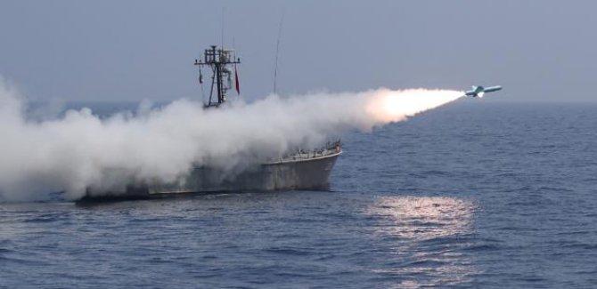 İran ve Rusya ortak askeri tatbikat başlattı