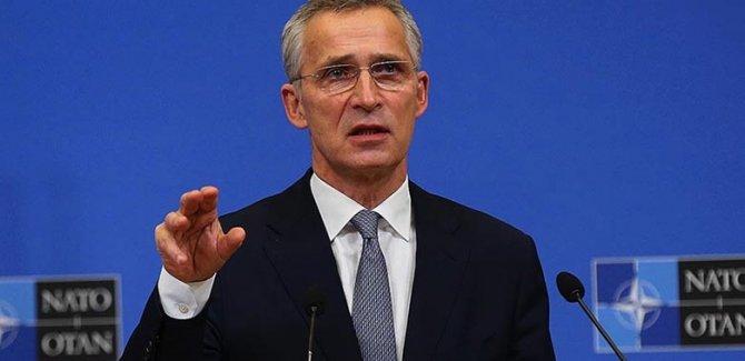 NATO: Zamanı geldiğinde Afganistan'dan ayrılacağız