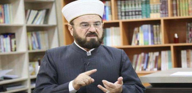 Dünya Müslüman Alimler Birliği Genel Sekreteri'nden Erbil saldırısına kınama