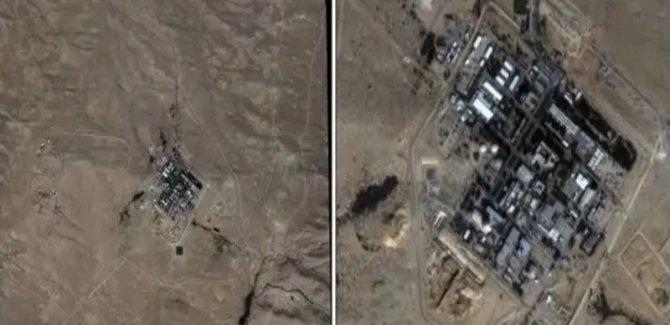 Uydu görüntüleri İsrail'in illegal nükleer faaliyetlerini ifşa etti