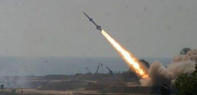NATO askerlerinin bulunduğu Beled Askeri Üssü'ne roket saldırısı