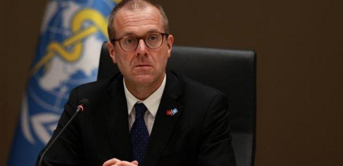 DSÖ : Salgın 2022'nin başlarında sona erer