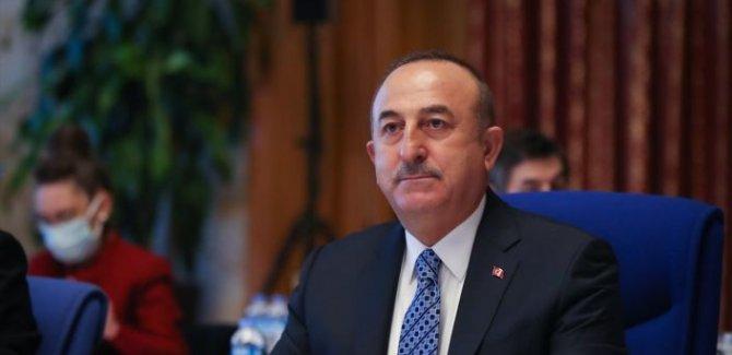 Çavuşoğlu: Türkiye Afrika'daki mevcudiyetini artırmaya devam ediyor