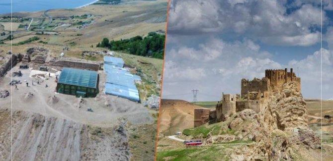 Hoşab ve Ayanıs kalelerinin isimleri geri iade edildi