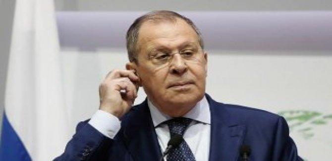 Lavrov: ABD'nin yurtdışındaki nükleer tesisleri imha edilmeli