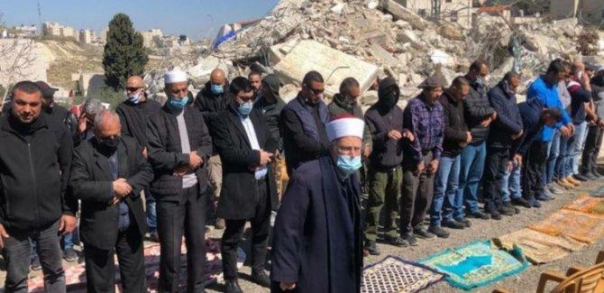 Şeyh İkrime Sabri'den Direniş Çağrısı