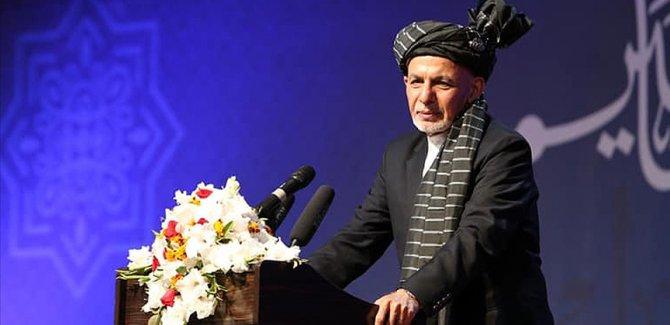 Gani: Uluslararası toplum Afgan halkını 40 yıldır barıştan mahrum bıraktı