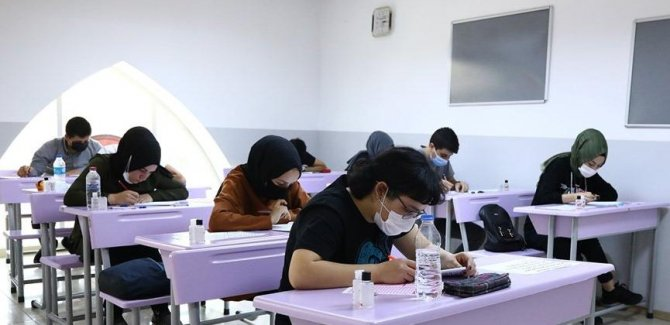 Bakanlıktan liselerde yüz yüze sınavlara ilişkin açıklama