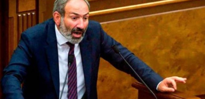 Paşinyan: Sarkisyan, orduyu bana karşı harekete geçirdi