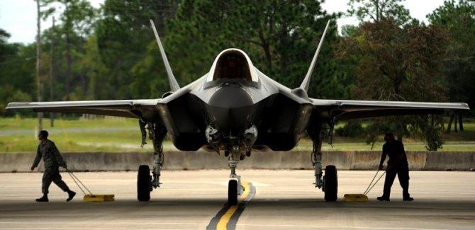 ABD, F-35'in başarısızlığını 'zımni olarak' kabul etti
