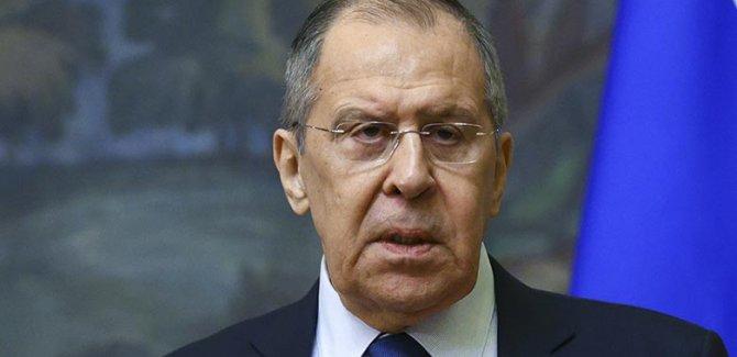 Lavrov: Yaptırımlara karşılık vereceğiz