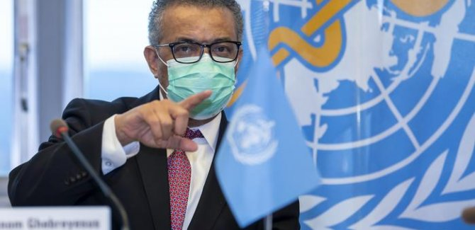 DSÖ'den yoksul ülkelere 237 milyon doz aşı sözü