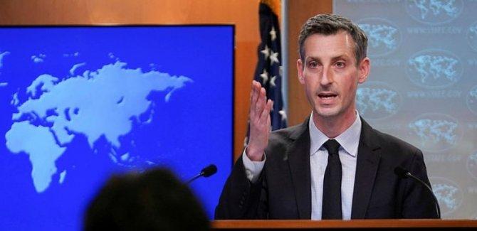 ABD: Türkiye ile özellikle Suriye bağlamında ortak çıkarlarımız var