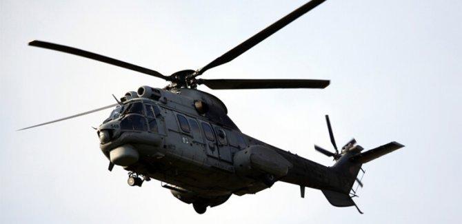 Bitlis kırsalında helikopter düştü: 9 asker yaşamını yitirdi