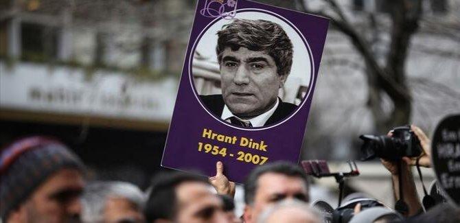Hrant Dink davasında karar 26 Mart'ta açıklanacak