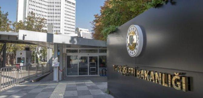Türkiye'den Arap Birliği kararlarına tepki