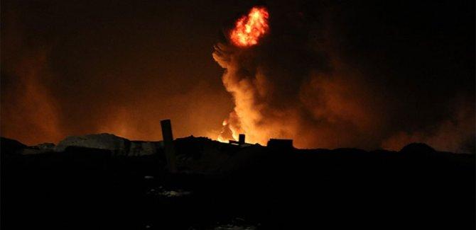 SMDK: Cerablus ve Bab saldırılarını Rusya gerçekleştirdi