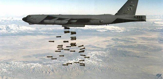ABD Ortadoğu'yu gerecek bombardıman uçakları gönderdi