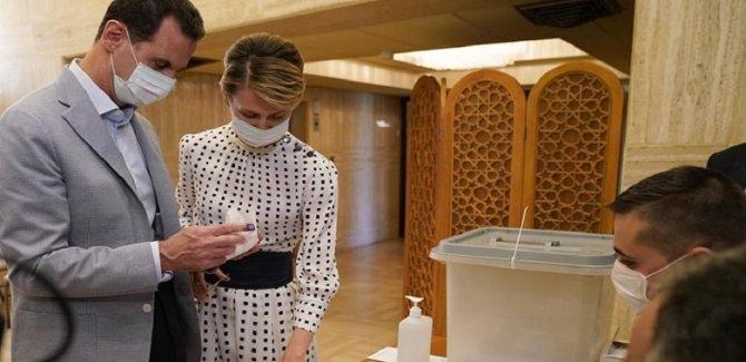 Esad ve eşi coronavirüse yakalandı